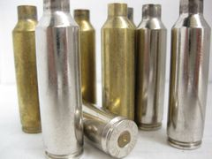 7mm WSM Assorted Manufacturer Brass cases. 20 pk