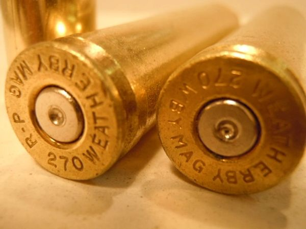 270 Weatherby Magnum,