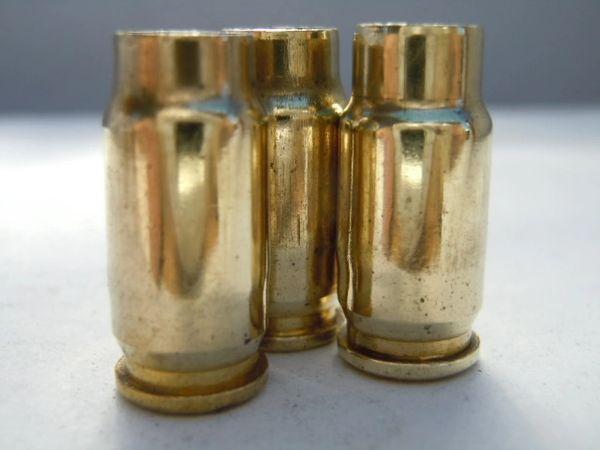25 N.A.A., Assorted Mfgr, Brass 100pk