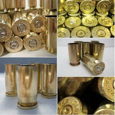 45 ACP Bulk Brass