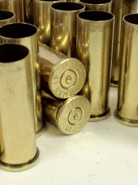 41 Remington Magnum, Assorted Brass 50 pk