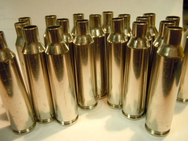 .300 WSM, Assorted Mfgr, Nickel Plated 20 pack