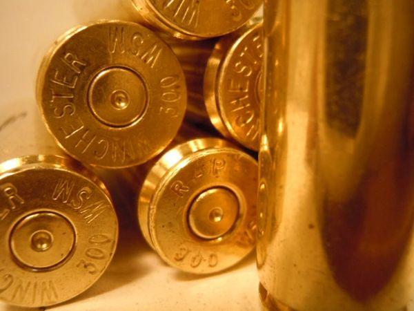 .300 WSM, Assorted Mfgr, Brass 20 pack
