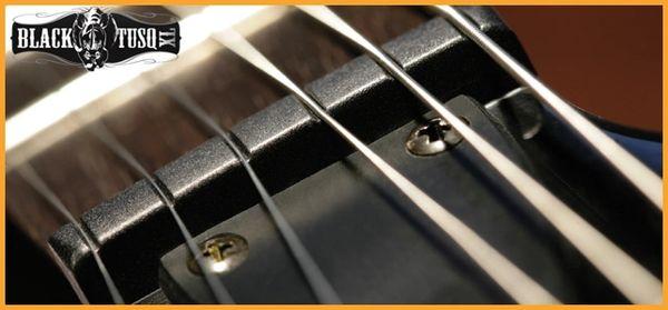 Graph Tech Black Tusq XL Self-Lubricating Bass Nuts