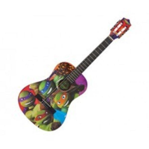 TEENAGE MUTANT NINJA TURTLES 3/4 SIZED ACOUSTIC GUITAR KIT