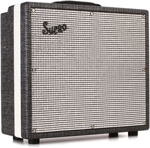 "Supro Classic Series - Black Magick 1x12"" Tube Amplifier 240v - 1695T"