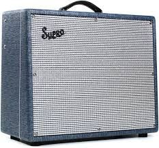 "Supro Thunderbolt Plus - 1 x 15"" Amplifier - (S6420+) - 240V"