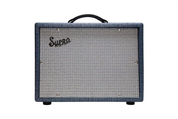 "Supro Retro Series - Titan 1 x 12"" Extension Cabinet (1742)"
