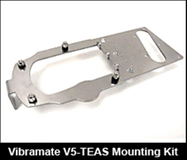 Vibramate V5-TEAS Stage 1 American Standard Tele - Non-Drill Bigsby Mounting Kit - Aluminium