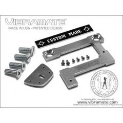 "Vibramate V7 335E Archtop (216mm/8.5"") - Non-Drill Bigsby Mounting Kit - Aluminium"