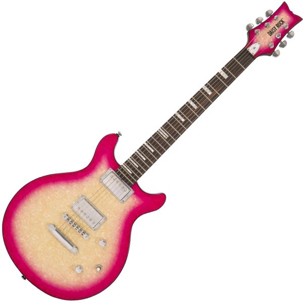 Daisy Rock 'Elite Venus' Electric Guitar ~ Violet Burst