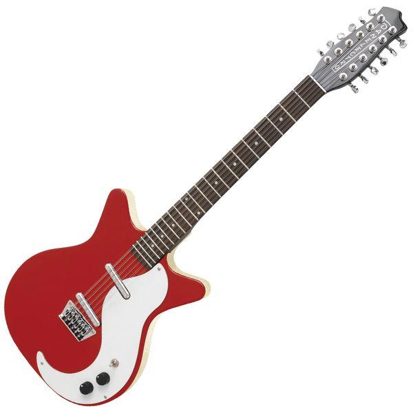 Danelectro '59 12 String Guitar ~ Red