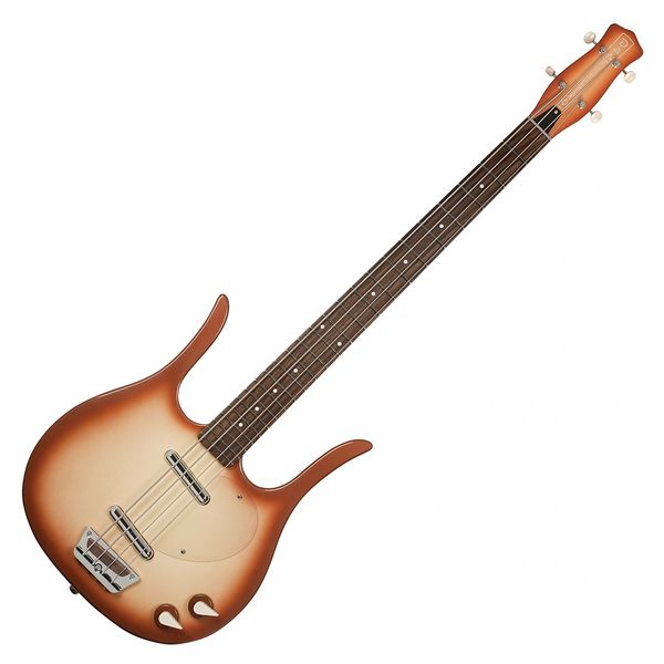 Danelectro Longhorn Bass ~ Copper Burst