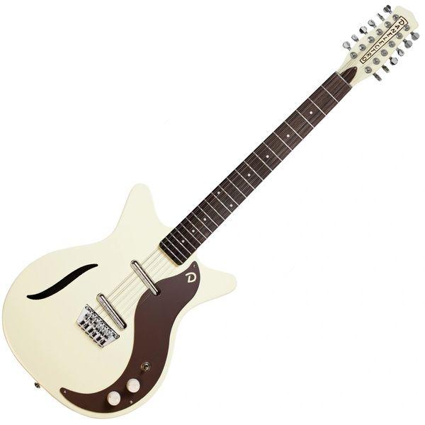 Danelectro Vintage 12 String� Guitar ~ Vintage White