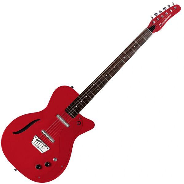 Danelectro Vintage '56 Baritone� Guitar ~ Metallic Red
