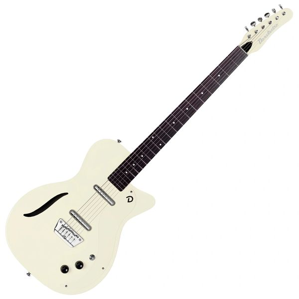 Danelectro Vintage '56 Baritone� Guitar ~ Vintage White