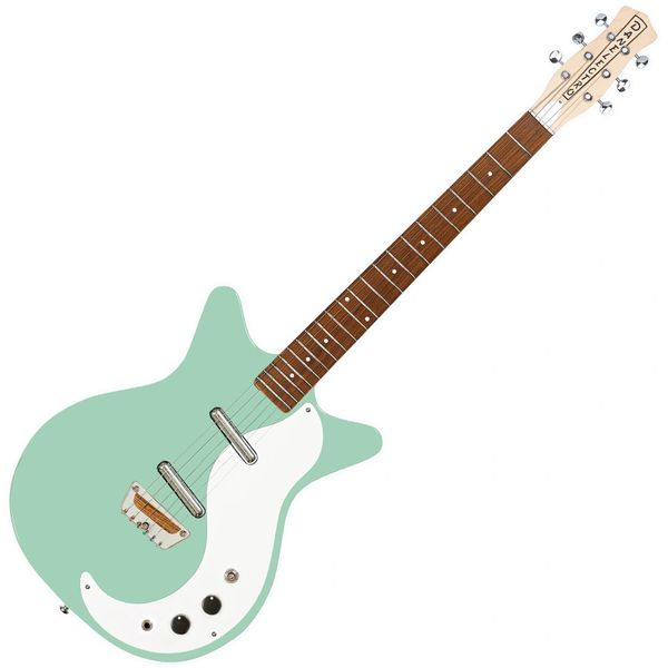 Danelectro The 'Stock '59' Electric Guitar ~ Aqua