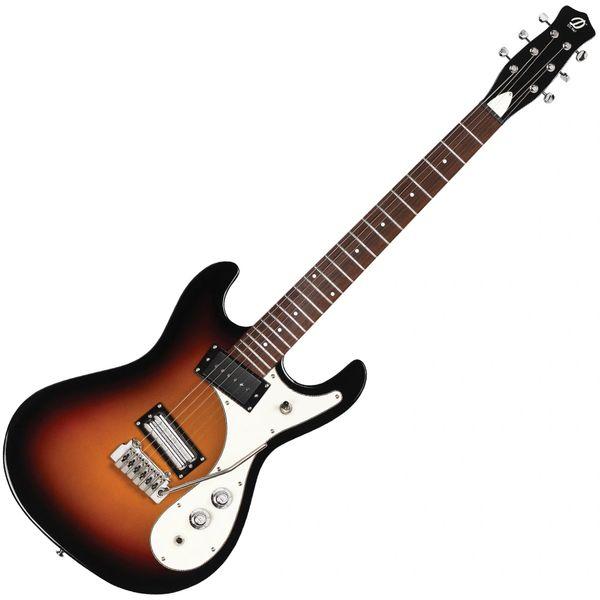 Danelectro '64XT Guitar ~ 3 Tone Sunburst