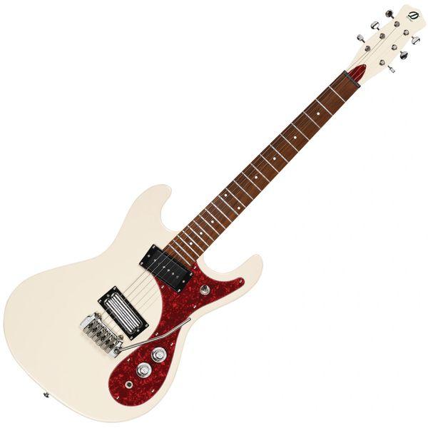 Danelectro '64XT Guitar ~ Vintage Cream
