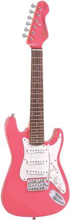 Encore E375 3/4 Sized Electric Guitar