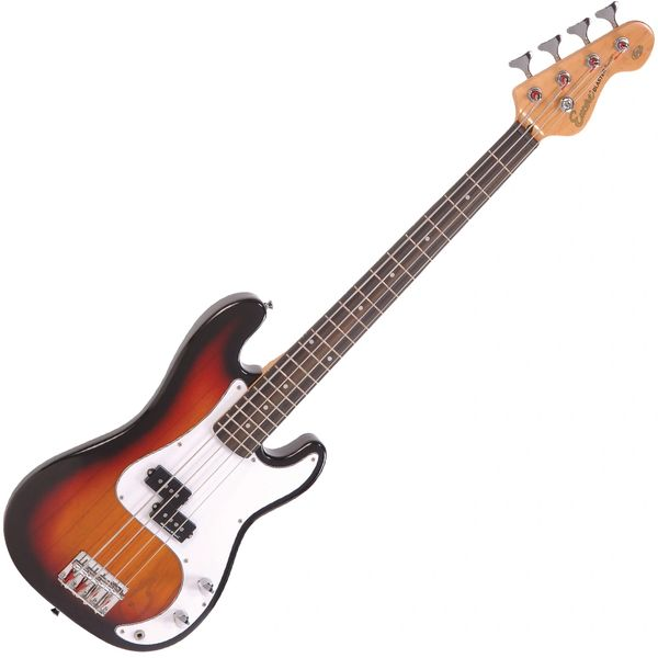 Encore E20 7/8 Size Bass ~ Sunburst