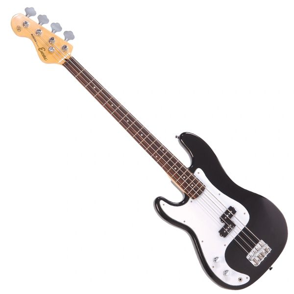 Encore E4 Bass ~ Left Hand Black