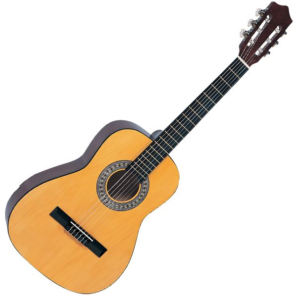 Encore 3/4 Size Classic Guitar ~ Natural