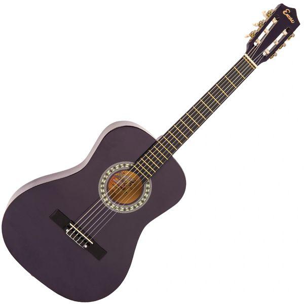 Encore 3/4 Size Classic Guitar Pack ~ Purple