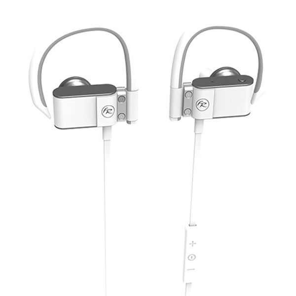 Floyd Rose Ear Buds Blootooth Headphones ~ White