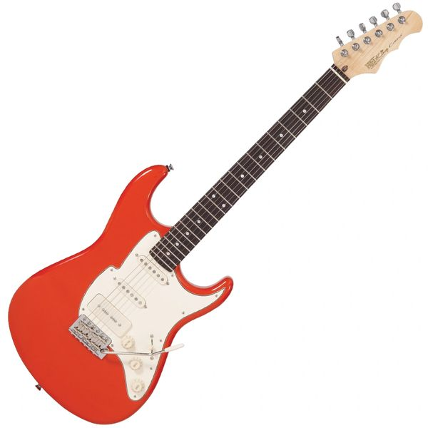 Fret-King Corona SP ~ Firenza Red