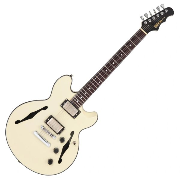 Fret-King Elise ~ Vintage White