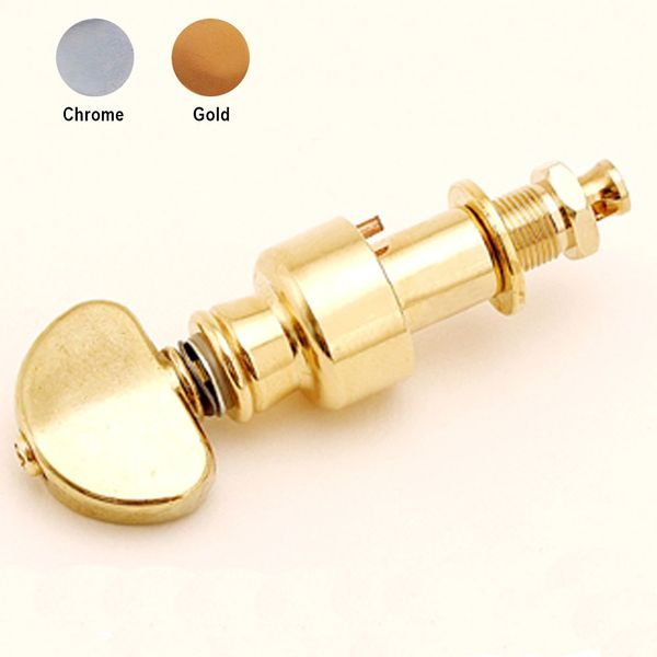 Grover Set of 5 Banjo Pegs - Gold