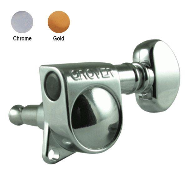 Grover Mid-Size Rotomatics - Gold