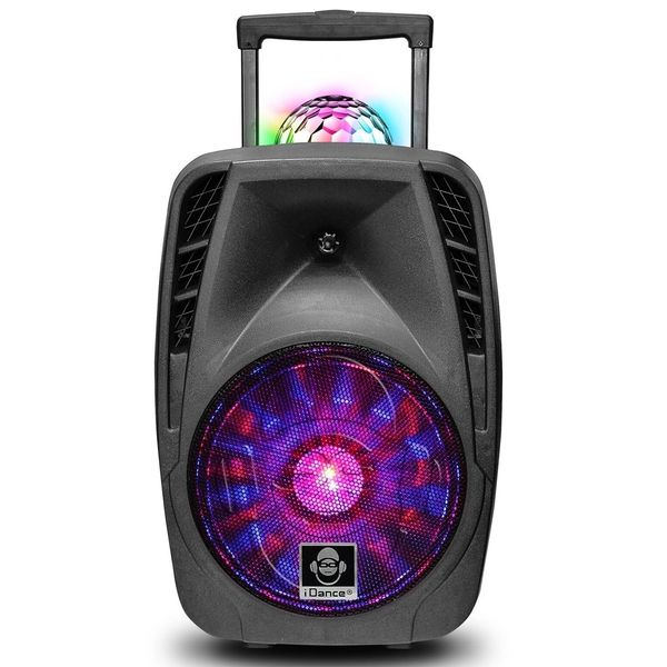 iDance All-In-One Portable Bluetooth Party System - 100w