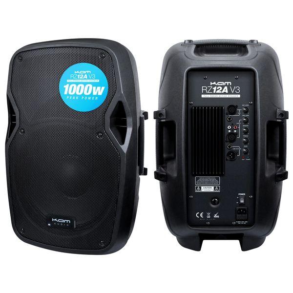 "KAM 12"" Active Speaker ~ 1000w"