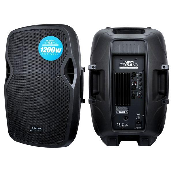 "KAM 15"" Active Speaker ~ 1200w"