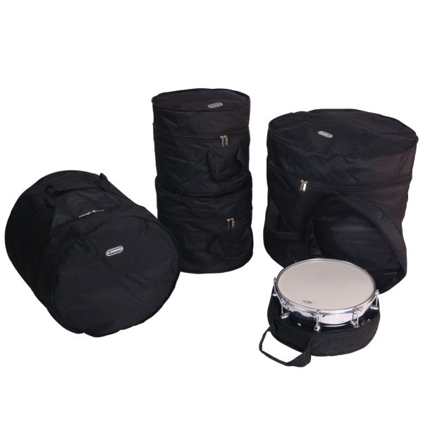 Kinsman 5-Piece Drum Kit Bag Set