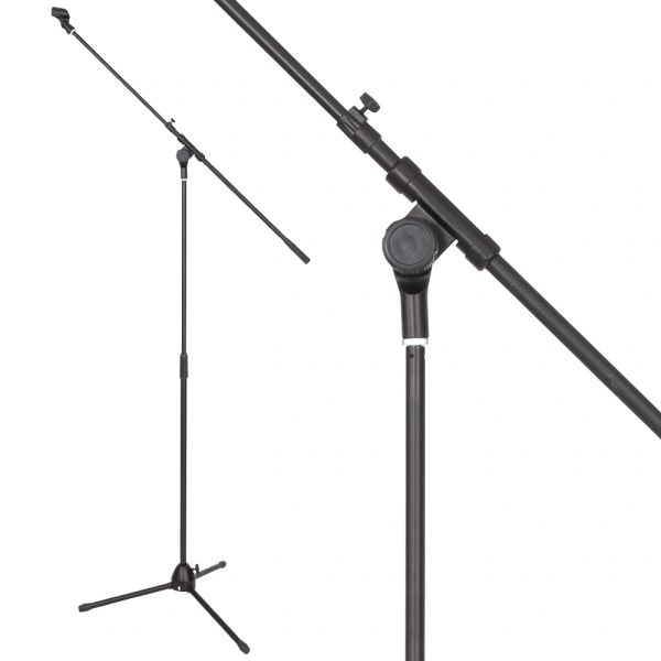 Kinsman Microphone Boom Stand - Extra Long Boom