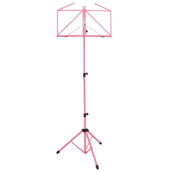 Kinsman Deluxe Music Stand + Bag - Pink