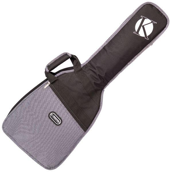Kinsman Deluxe 1/2 Size Classic Guitar Bag