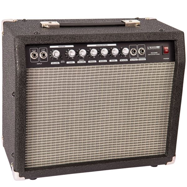 Kinsman 30W Guitar Amplifier with Reverb