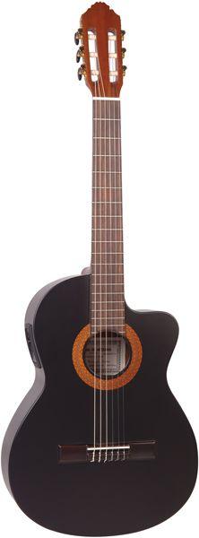 Maunuel Rodriguez Model 10 Caballero Electro-Acoustic Classical Guitar