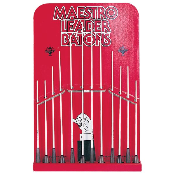 Maestro Leader Display Card of 12