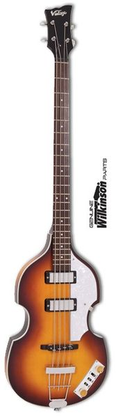 Vintage Violin Bass