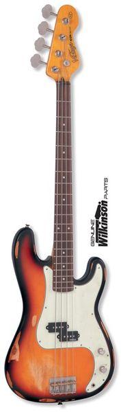 Vintage Icon V4 MR SSB - Bass Modern Relic Sunburst