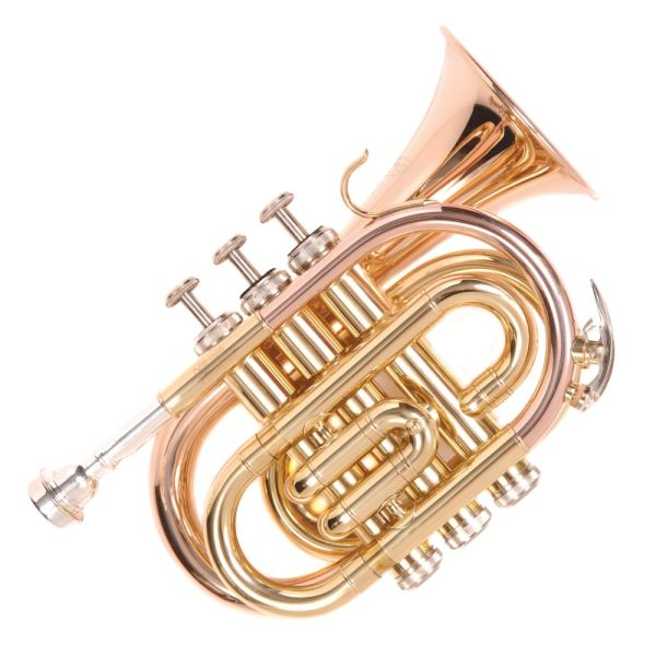 Odyssey Premiere 'Bb' Pocket Trumpet Outfit