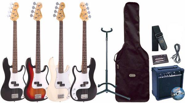 Encore E4 Bass Beginner's Pack