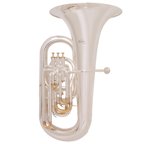 Odyssey Premiere 'Eb' Tuba Outfit ~ Silver Plated