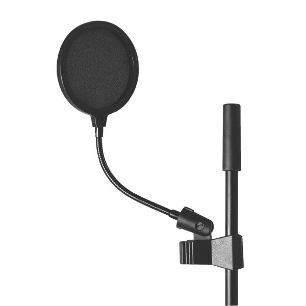 On-Stage Microphone Pop Shield - 4�