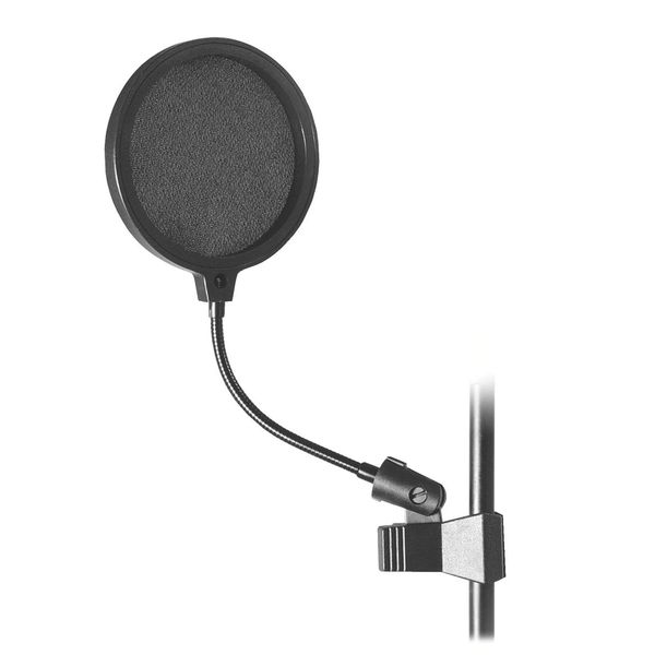 On-Stage Microphone Pop Shield - 6�